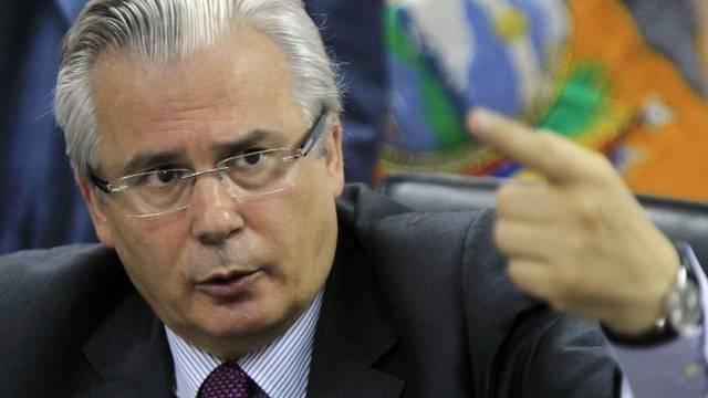 Der international bekannte spanische Ex-Richter Baltasar Garzón (Archiv)