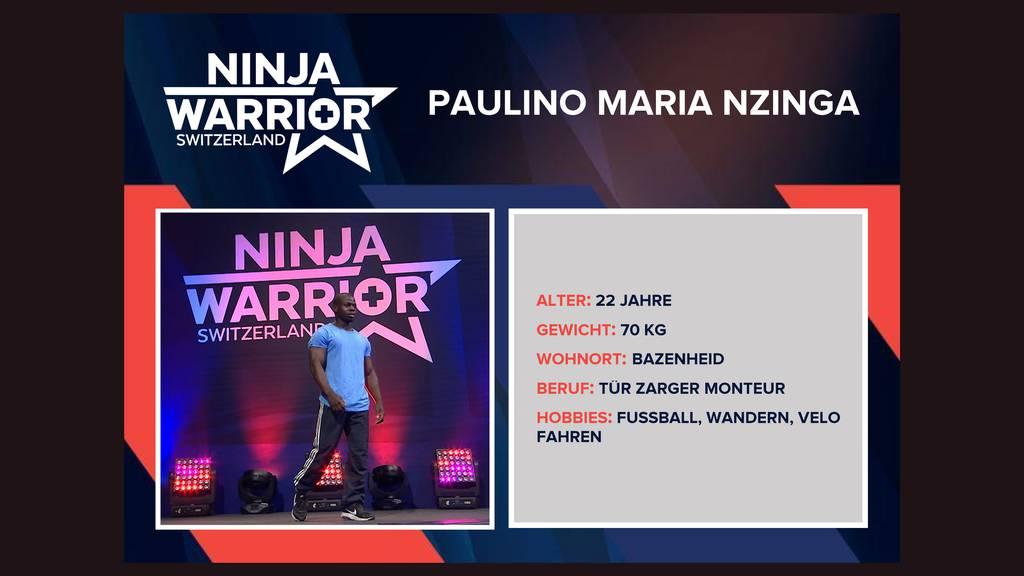 Paulino Nzinga