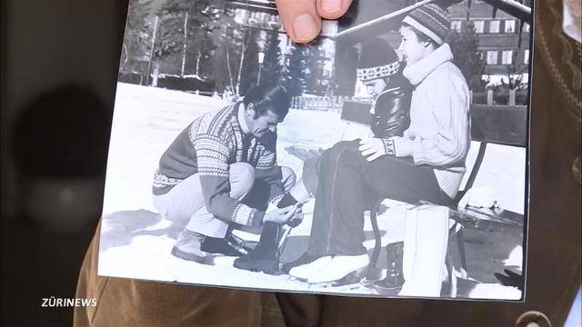 Roger Moore liebte Gstaad – und Gstaad liebte ihn