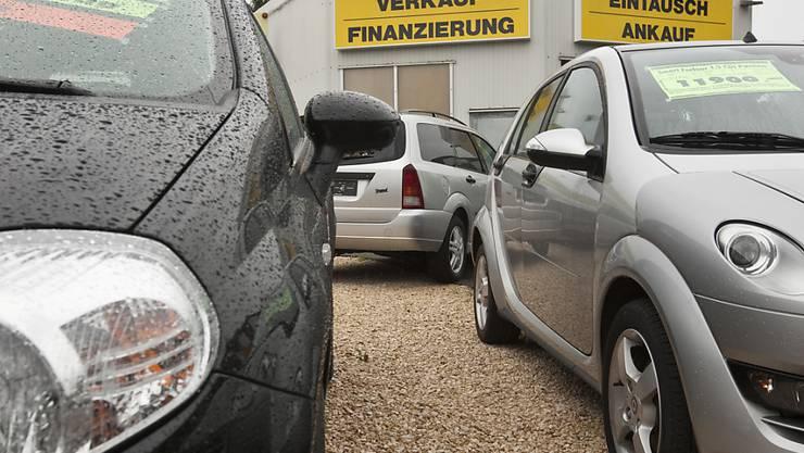 Nachfrage nach Autos bleibt intakt. (Archivbild)