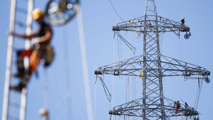 Die Netzgesellschaft Swissgrid steuert das Stromübertragungsnetz.