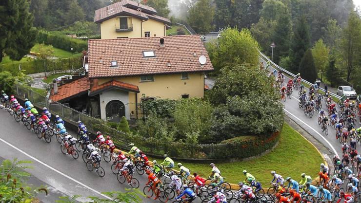 Die Lombardei-Rundfahrt ist traditionell das letzte grosse Radrennen der Saison. Es wird zu den fünf sogenannten Monumenten des Radsports gezählt. Dieses Jahr findet der italienische Klassiker bereits am 15. August statt