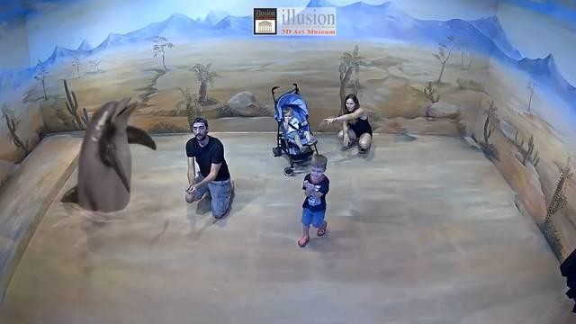 Video aus dem 3D Museum geht viral