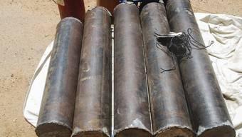 Die selbstgebauten Bomben gingen zum Glück nicht hoch (Symbolbild).