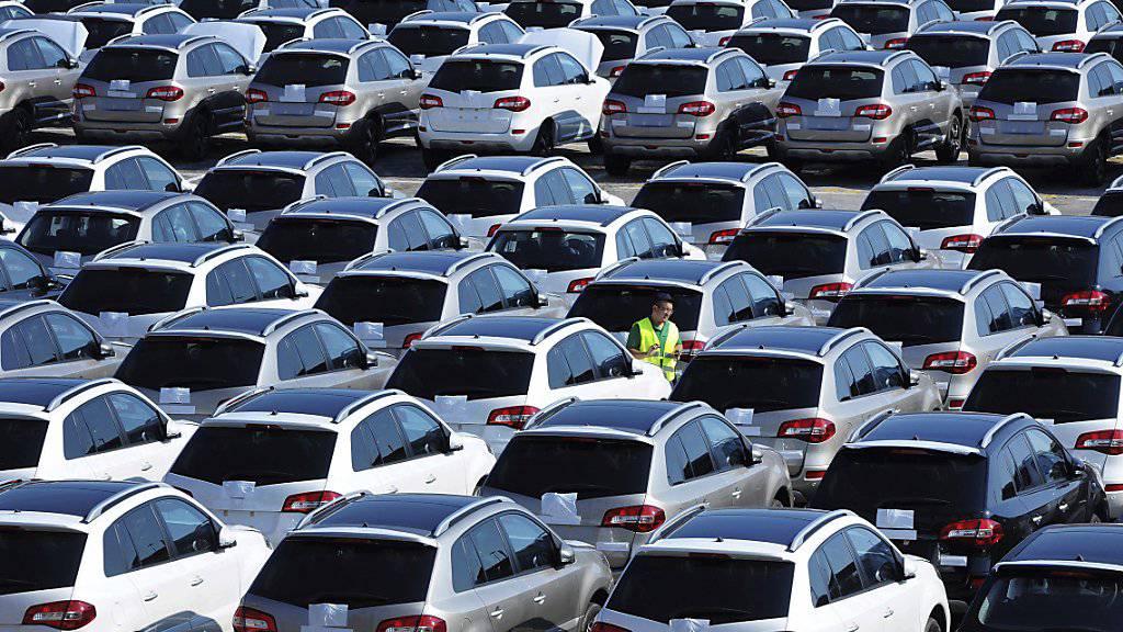 Ab dem Jahr 2040 sollen in Frankreich keine Autos mit Verbrennungsmotoren mehr verkauft werden. (Symbolbild)