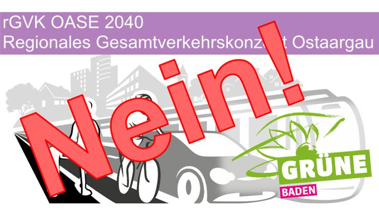 Die Grünen Baden fordern, auf den Tunnel vom Martinsberg zum Liebefels zu verzichten. Der Anteil des Durchgangsverkehrs in Baden ist erstaunlich klein. Der Tunnel würde somit keine spürbare Entlastung bringen.