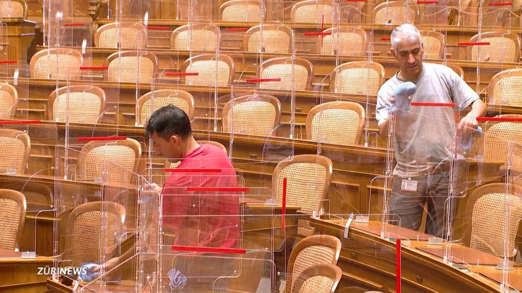 Herbst-Session startet Corona-Konform: Parlamentarier dürfen wieder ins Bundeshaus