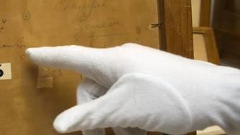 Beim neuen Besitzer handelt es sich laut dem Auktionshaus Dobiaschofsky um eine Schweizer Privatperson (Symbolbild)