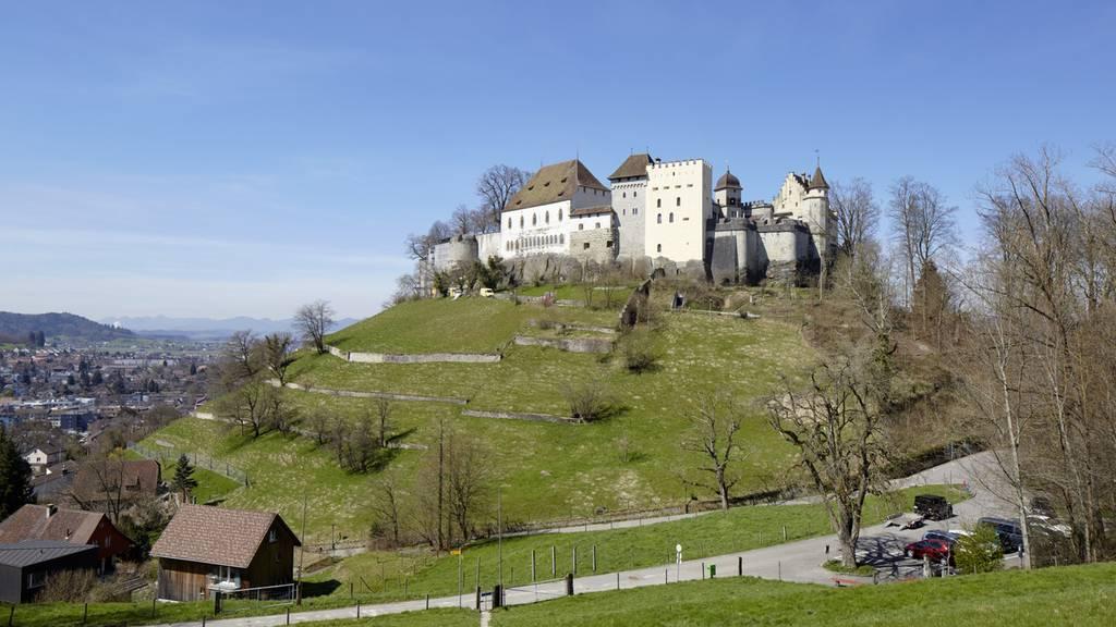 Sanierung Schloss Lenzburg als Herausforderung