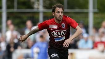 Personaldecke beim FC Aarau immer dünner: Nun fällt auch Mittelfeld-Herz Oli Jäckle lange aus