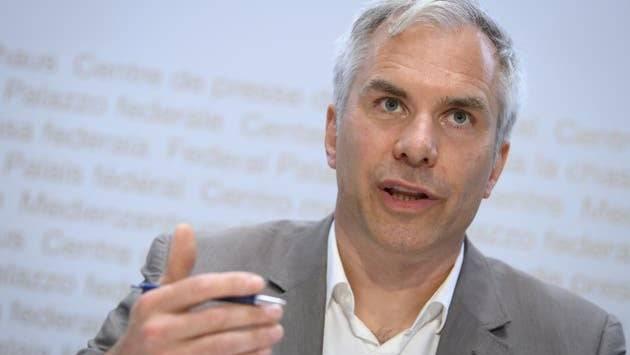 Martin Ackermann ist Professor für Mikrobiologie an der ETH Zürich und Leiter der nationalen Corona-Taskforce.