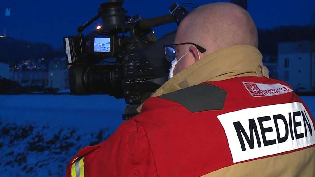 Unfälle, Verbrechen, Brände: Blaulichtreporter Beat Kälin im Einsatz
