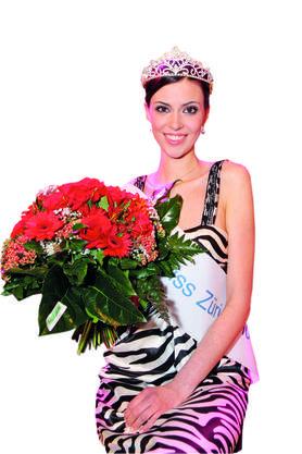 Nathalie Raguth, Dietikon: Miss Zürich 2010.