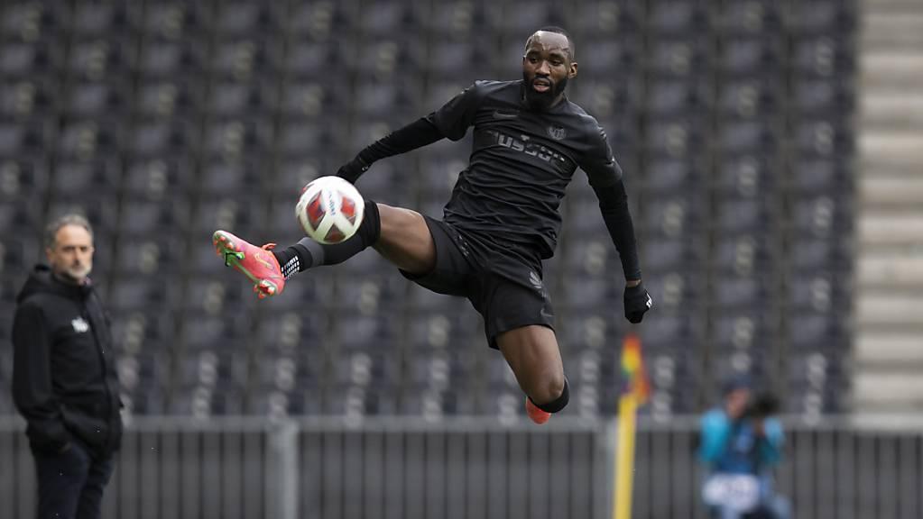 Nicolas Moumi Ngamaleu war mit zwei Assists eine der entscheidenden Figuren beim Sieg der Young Boys.
