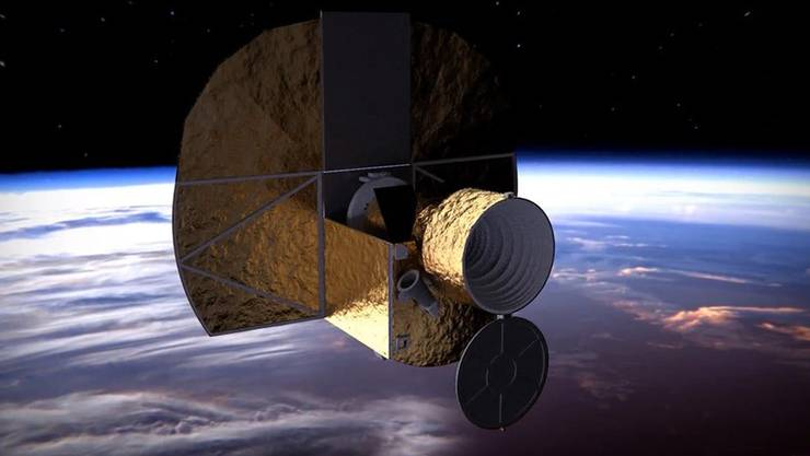 Ab 2018 in der Umlaufbahn der Erde: Satellit Cheops.