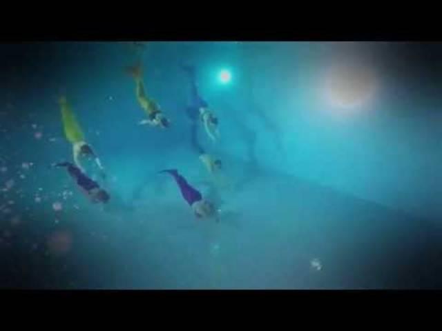 Mermaiding: Die Reportage aus Berlin zeigt, wies geht.