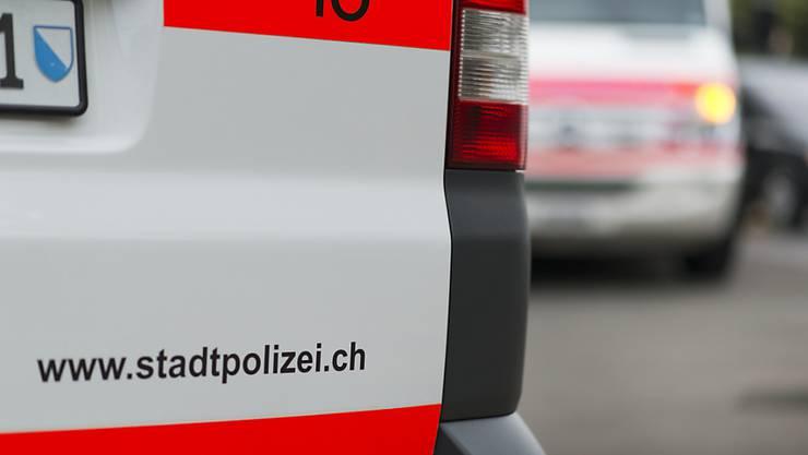 Die Stadtpolizei warnt eindringlich davor, dass Betrüger auch Notsituationen ausnützen. (Symbolbild)