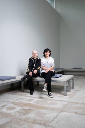 Pauline Boudry und Renate Lorenz bespielen in Venedig den Schweizer Pavillon.