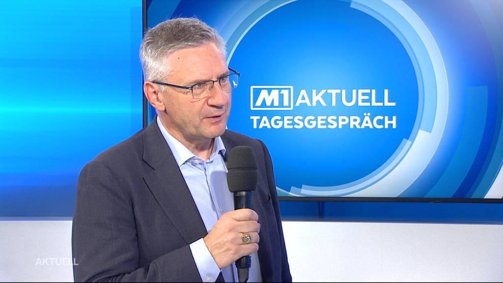 Andreas Glarner über die Aargauer Wahlen