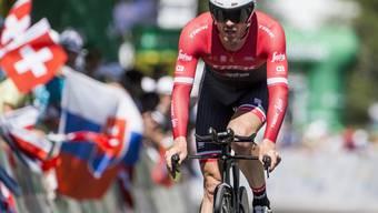 Der Schweizer Radprofi Gregory Rast beendet seine Karriere