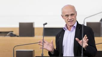 Jürg Lareida ist Präsident des Aargauischen Ärzteverbands.