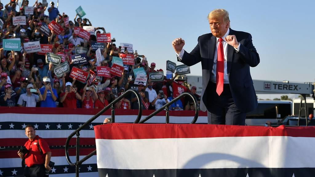 Die «legendärsten» Momente des Ex-Präsidenten Trump