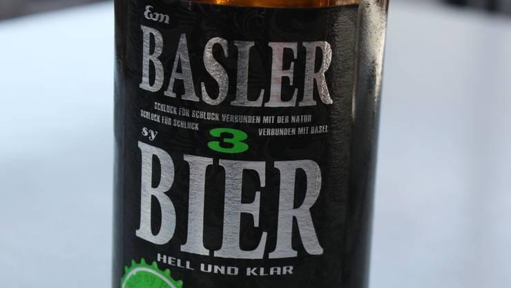 Em Basler sy Bier.