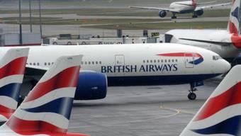 British Airways fliegt nicht mehr in Ebola-Länder