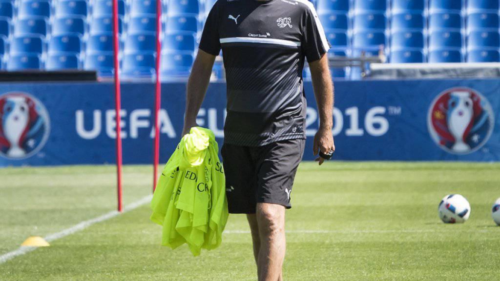 Nati-Coach Vladimir Petkovic hat bislang keine Ausfälle zu beklagen