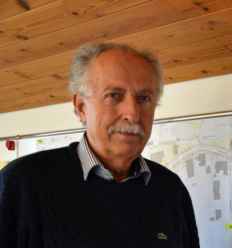 Heinz Pfister, Gemeindeammann von Arni