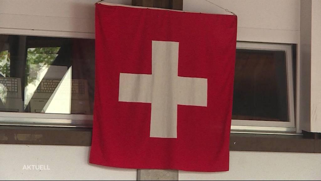 1.-August-Vergleich: Der Aargau führt deutlich mehr Feiern durch als Solothurn