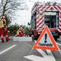 Einsatz der Berufsfeuerwehr Bern im Westen der Stadt.