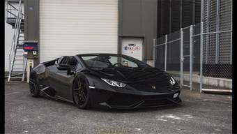 Objekt der Begierde: Das ist der wiederentdeckte Schlieremer Lamborghini.