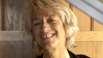 Gertrud Schneider tritt zusammen mit ihrem Duo-Partner auf.