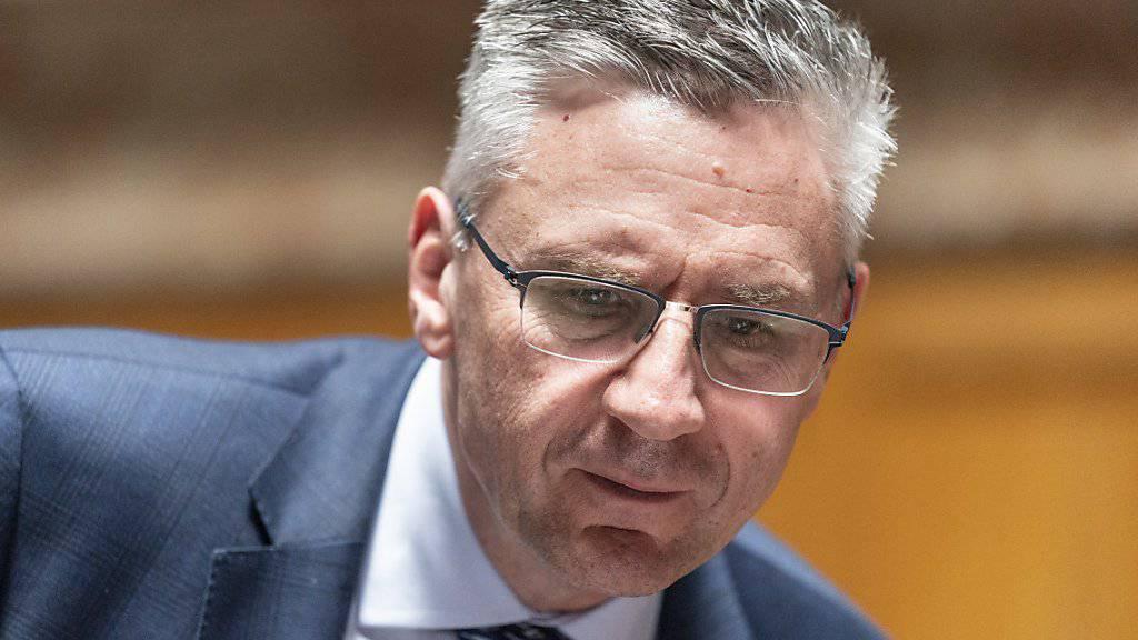 SVP-Politiker Glarner entschuldigt sich bei Lehrerin