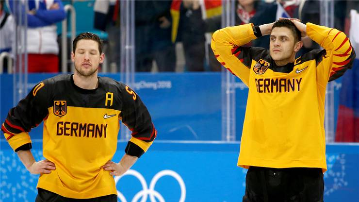 Unfassbar: Nach zwei Wochen Leiden mit unzähligen Schweizern gehören die grossen Gefühle Eishockey-Deutschland: Respekt für diese Leistung!