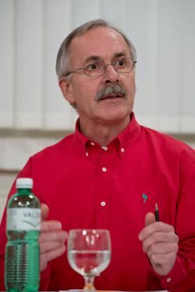 Auch Stefan Hug ist Kandidat.