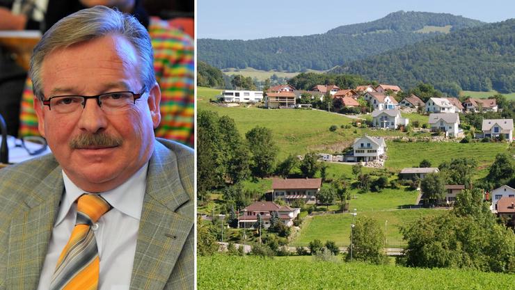 Gemeindepräsident Kurt Bloch/ Mümliswil-Ramiswil