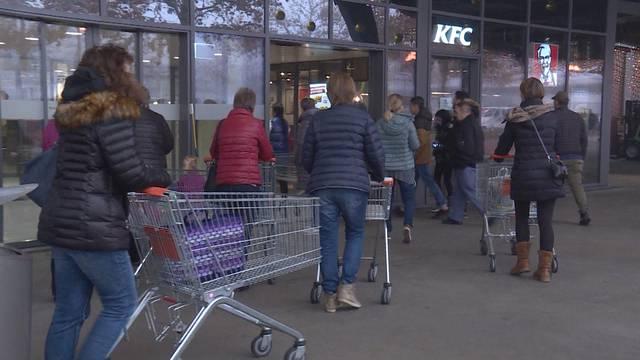 Black Friday in Schweiz immer grösser