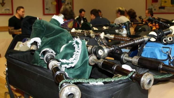 Noch bis zum Sonntag gastiert das College of Piping aus Glasgow im saarländischen Homburg. Dudelsack-Freaks aus ganz Europa - auch der Schweiz - frischen da ihre Fähigkeiten auf.