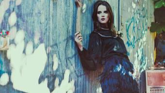 Das Solothurner Model Larissa Kirchhofer möchte in Mailand Fuss fassen