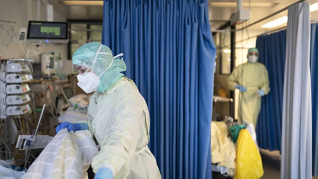 Die wichtigen Fragen zu den Spitälern in der Pandemie