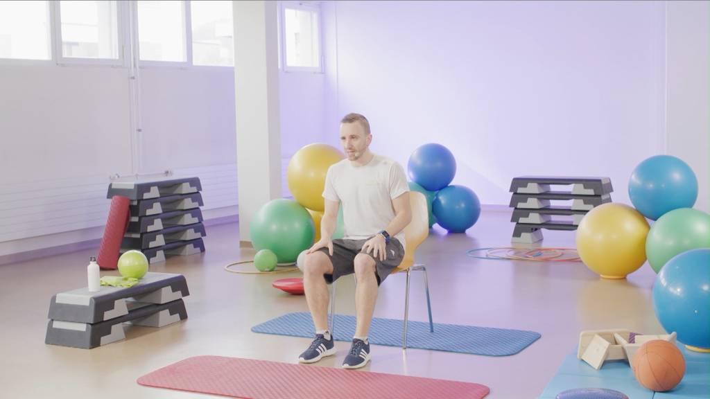 «Gymnastik im Wohnzimmer» vom 27. Mai 2021