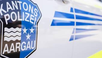 Die Kantonspolizei Aargau musste nach Suhr ausrücken, weil sich vier alkoholisierte Männer prügelten.