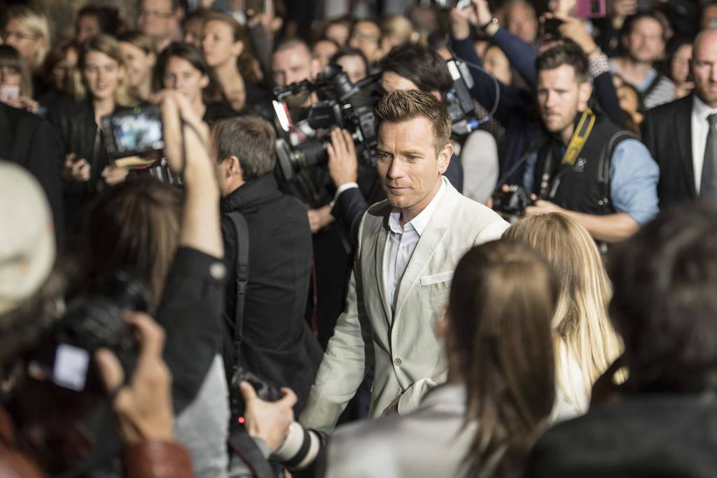Ewan Mc Gregor am Zürich Film Festival