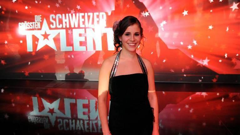 Eliane Müller ist das grösste Schweizer Talent