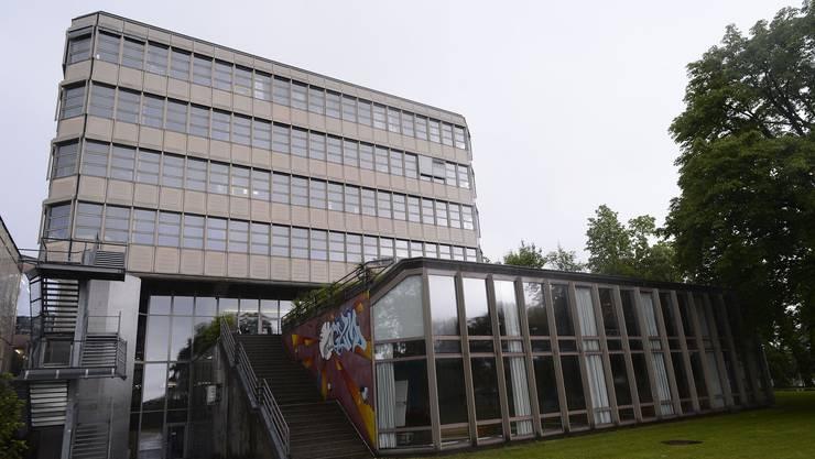 Das Gymnasium Münchenstein erhält einen Neubau.