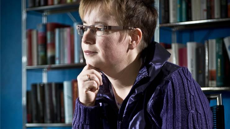 Katrin Brunner und ihre Familie haben gelernt, auch mit der Diagnose Epilepsie ein normales Leben zu führen. Annika Bütschi