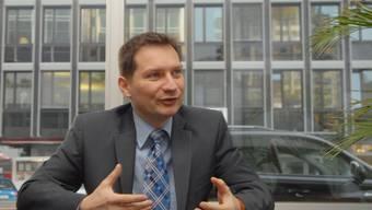 «Es geht darum, die IBB optimal zu positionieren», betont Eugen Pfiffner, der neue CEO der IBB (wal)