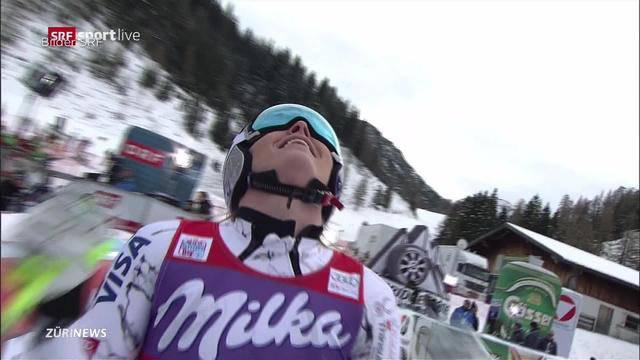 Schlechter Tag für Schweizer Wintersportler